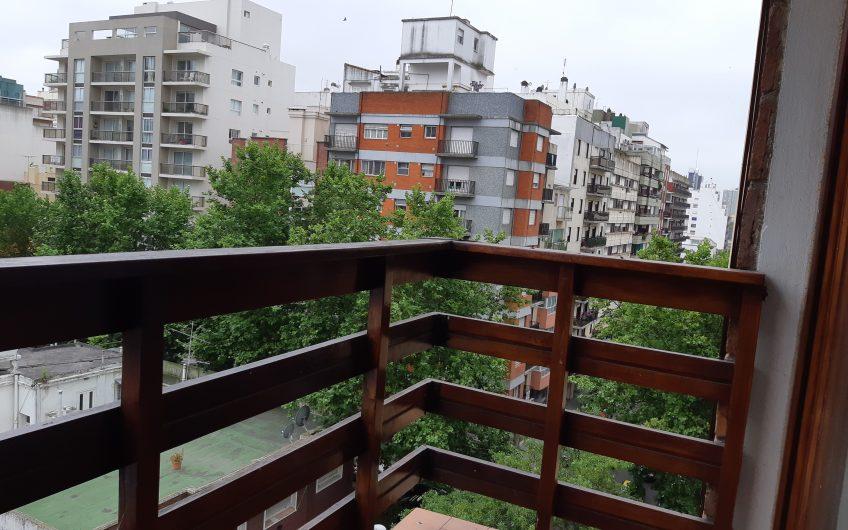 3 ambientes en Plaza Mitre