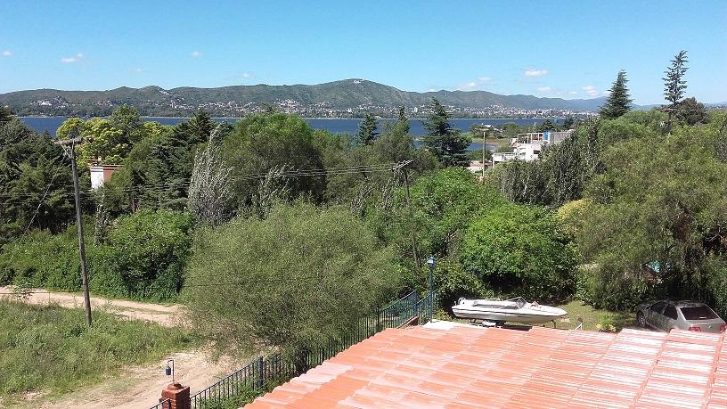 Chalet con vista al Lago San Roque, Carlos Paz