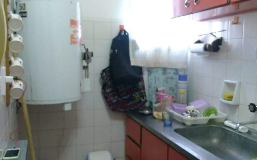Departamento 2 ambientes en La Perla