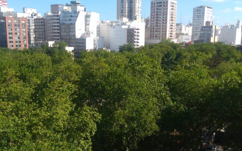 Monoambiente con balcón en La Perla