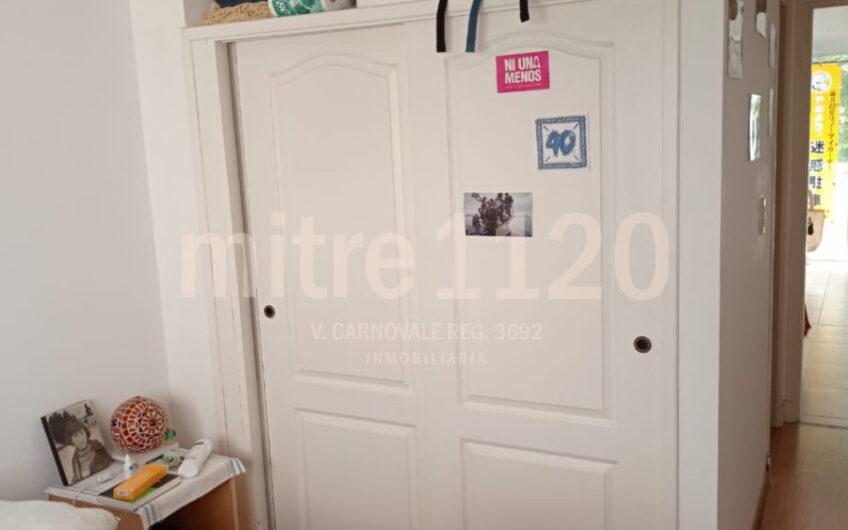 Departamento de 2 ambientes en Plaza Mitre